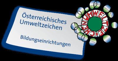 Österreichisches Umweltzeichen - Bildungseinrichtungen