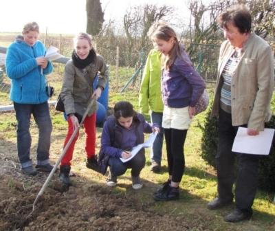 Projekt Gartenlernen