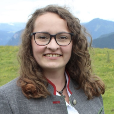 Bild von Erna-Lisa Rupf, Agrarpädagogin, Landjugend Österreich