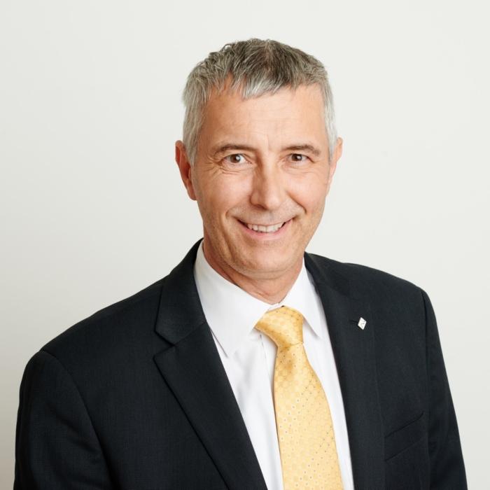 Portrait Rektor Dr. Thomas Haase