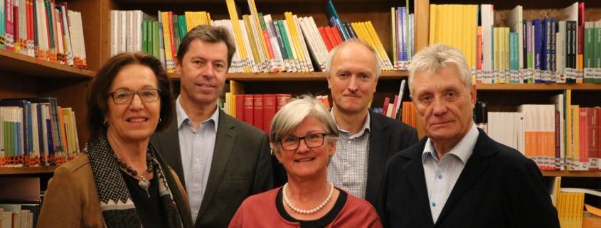 Mitglieder der Hochschulrats