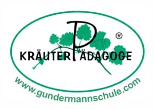 Gundermannschule Kräuterpädagoge Logo