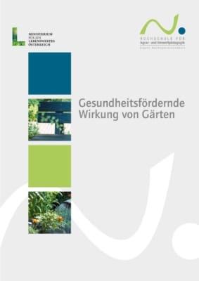 Gesundheitsfördernde Wirkung Gärten