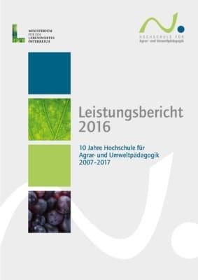 HAUP Leistungebericht 2016