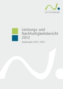 Leistungsbericht 2011/2012
