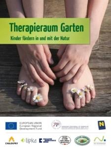 Therapieraum Garten Kinder fördern in und mit der Natur