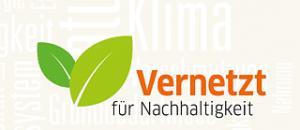 Logo Vernetzt für Nachhaltigkeit