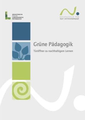 Titelblatt Handbuch Grüne Pädagogik II