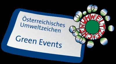 Österreichisches Umweltzeichen - Green Events