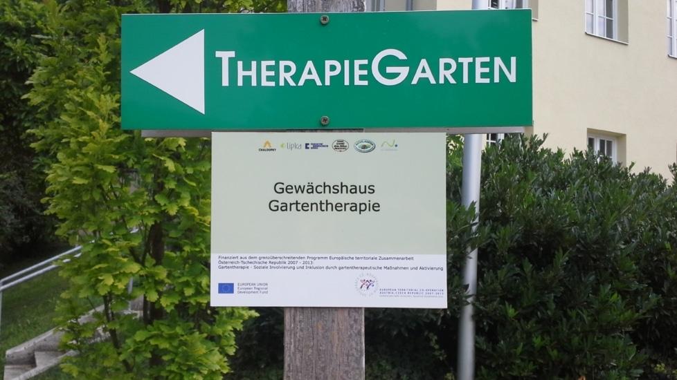 """ORF Beitrag """"Gärten für die Seele"""" Gartentherapie an der Hochschule in Kooperation mit der Donau Universität Krems"""""""