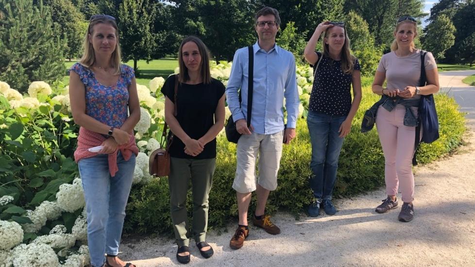 Abschlusstreffen Erasmus+ Projekt SoFarEDU